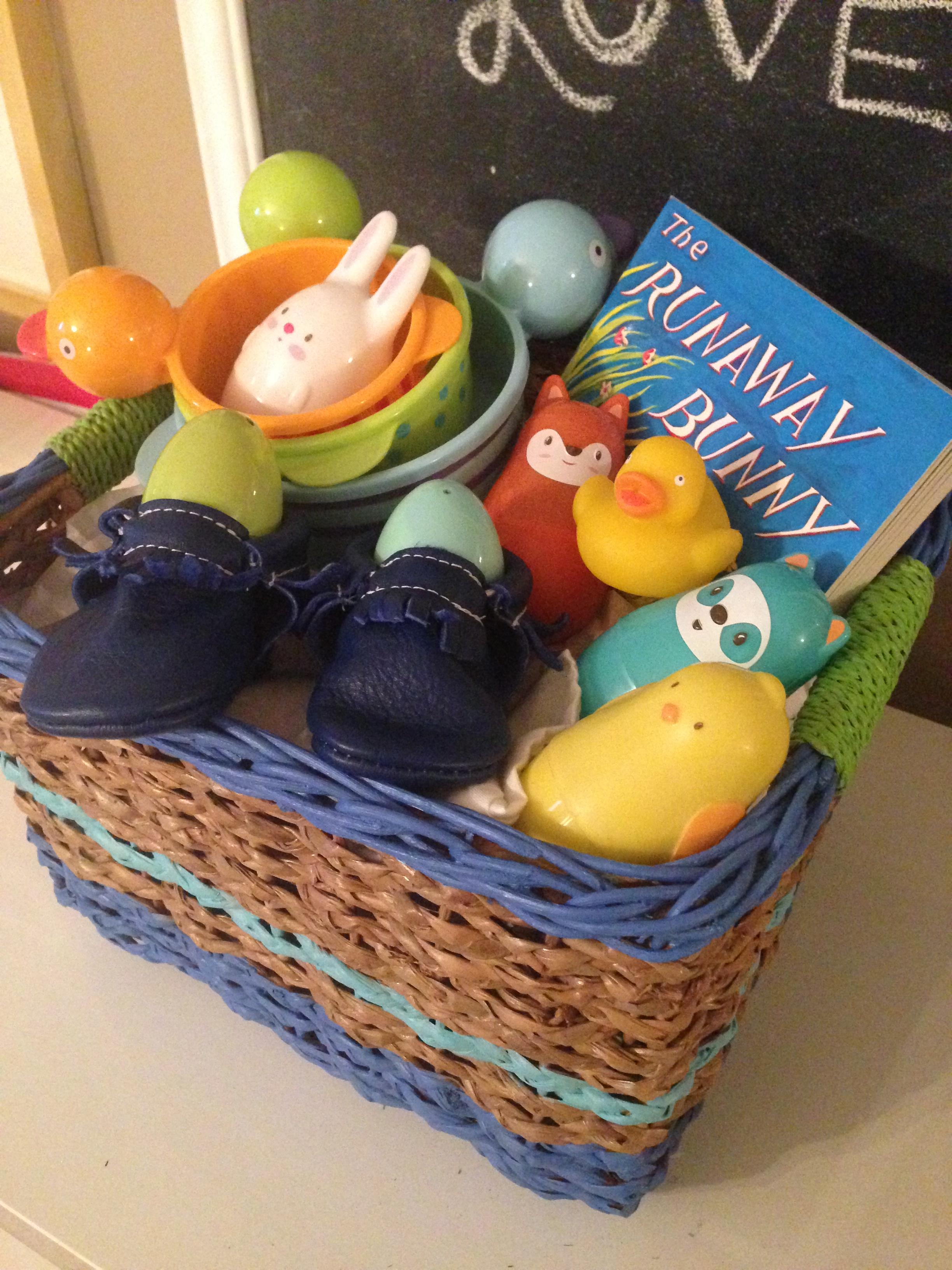 First year easter basket late night crafters easter2 negle Gallery